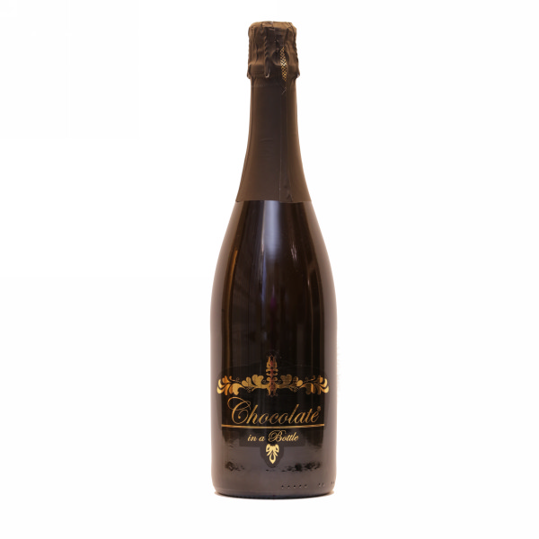 Chocolate in a bottle, spumante metodo classico
